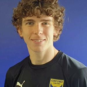 Sam Allardyce Defender Under 23 Team Oxford United