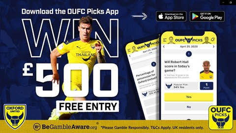 Win £500 and a Signed Shirt