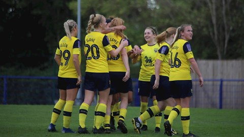 Women head for Watford