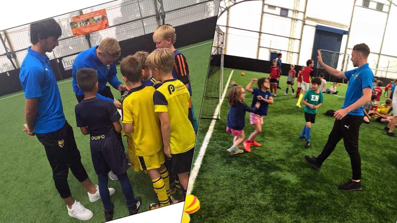 ecbff23037e Easter Soccer Courses - News - Oxford United