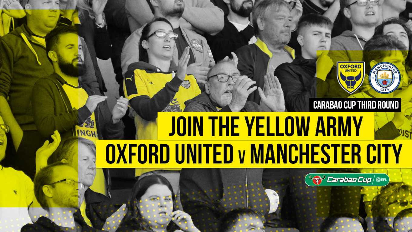 Oxford United vs Manchester City on 25 Sep 18 - Match Centre
