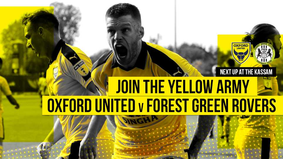 ae4a20e991d82d PREVIEW Oxford United v Forest Green Rovers