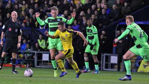 Forest Green Replay