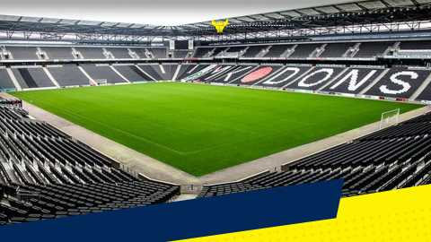 MK Dons Tickets and Travel