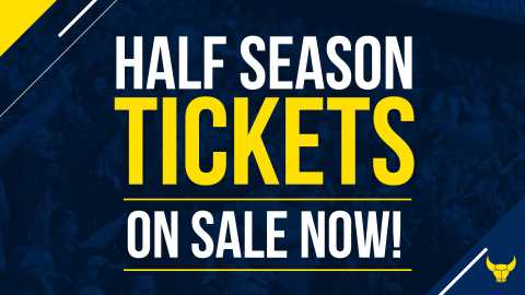 Half Season Tickets